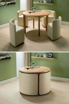 tables that help save space 6