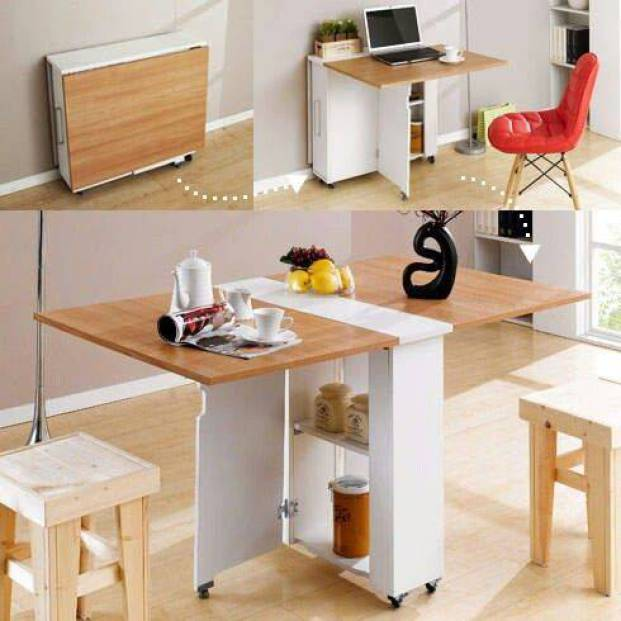 tables that help save space
