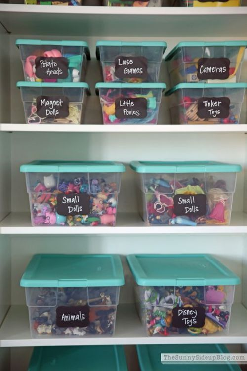tips organizing children toys 10