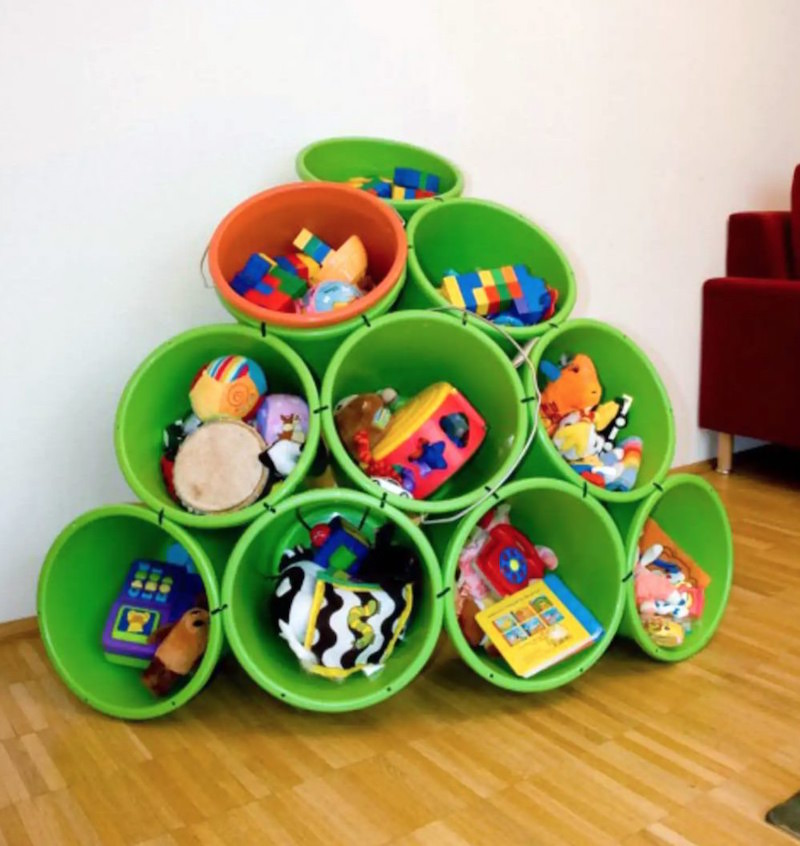 tips organizing children toys 13