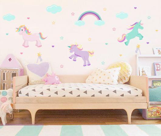 unicorn room decorating ideas 11