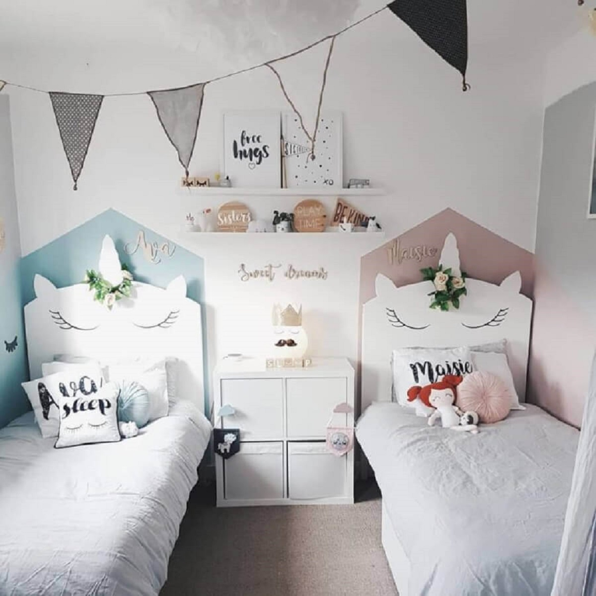 unicorn room decorating ideas 5