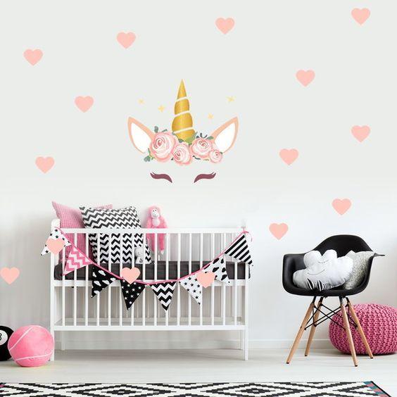 unicorn room decorating ideas