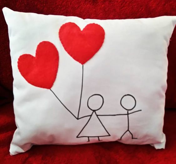 valentines day felt ideas 1