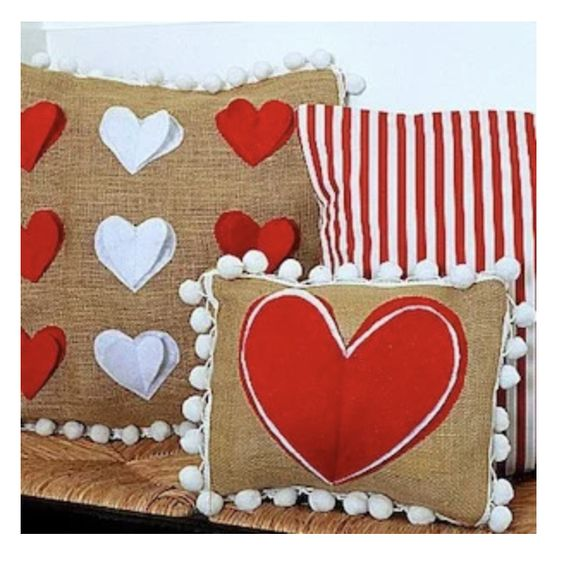 valentines day felt ideas 2