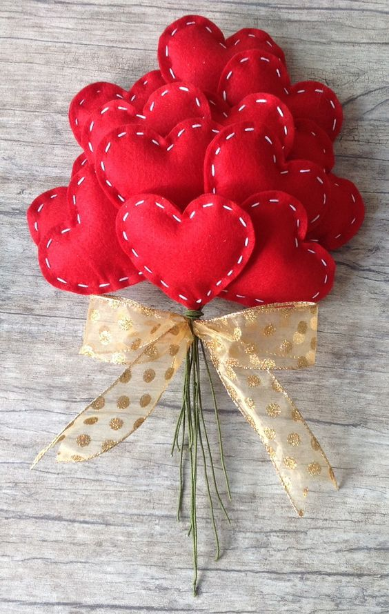 valentines day felt ideas 4