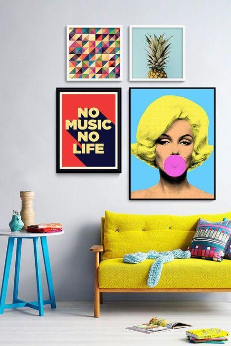 vintage ideas decorate living room 10