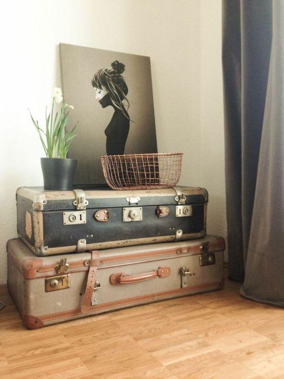 vintage ideas decorate living room 7