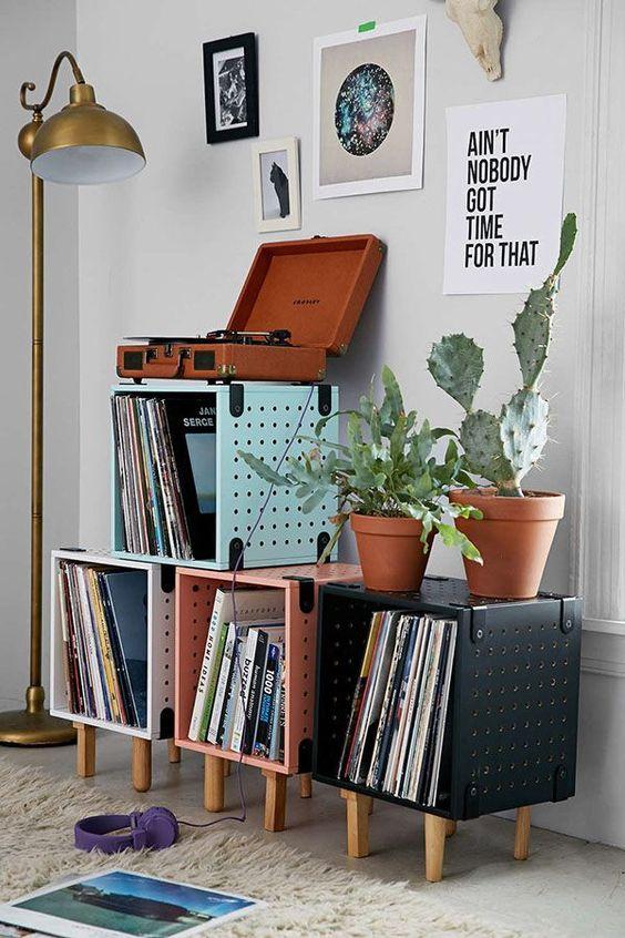 vintage ideas decorate living room 9