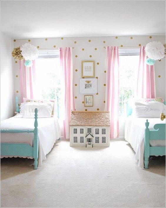 wallpaper for the girls rooms ideas 10