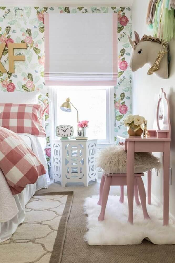 wallpaper for the girls rooms ideas 11