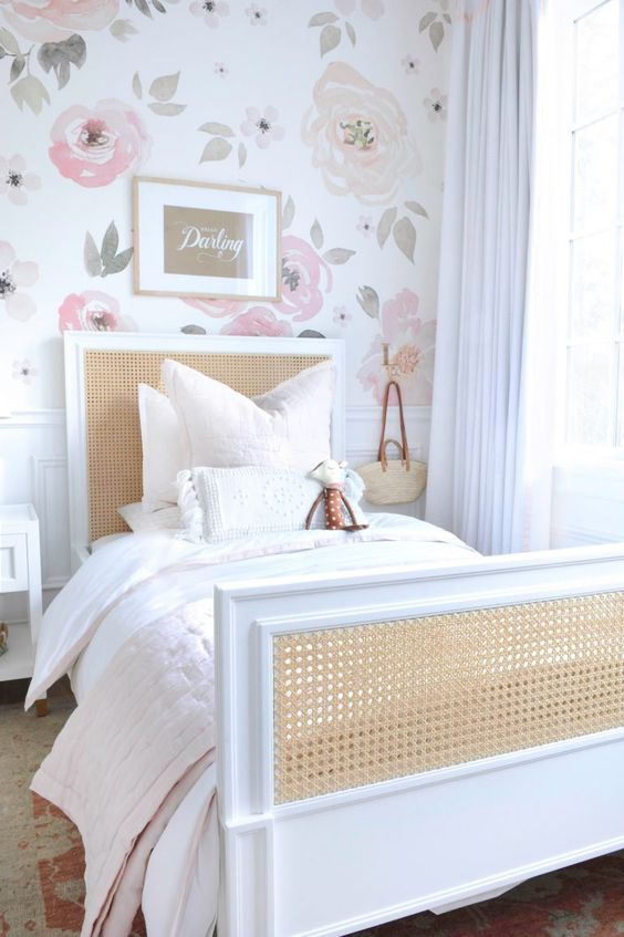 wallpaper for the girls rooms ideas 3