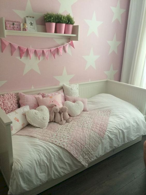 wallpaper for the girls rooms ideas 4