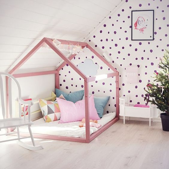 wallpaper for the girls rooms ideas 5