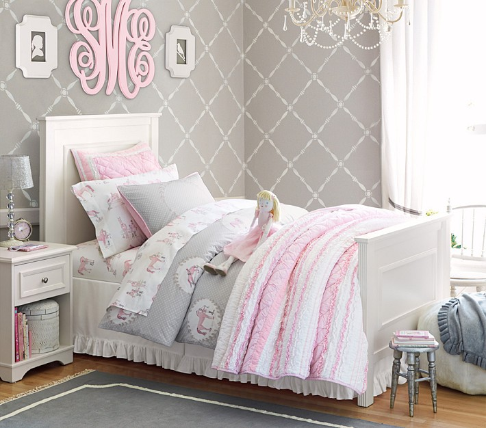 wallpaper for the girls rooms ideas