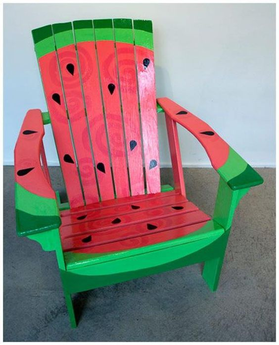 watermelon home decor ideas 1