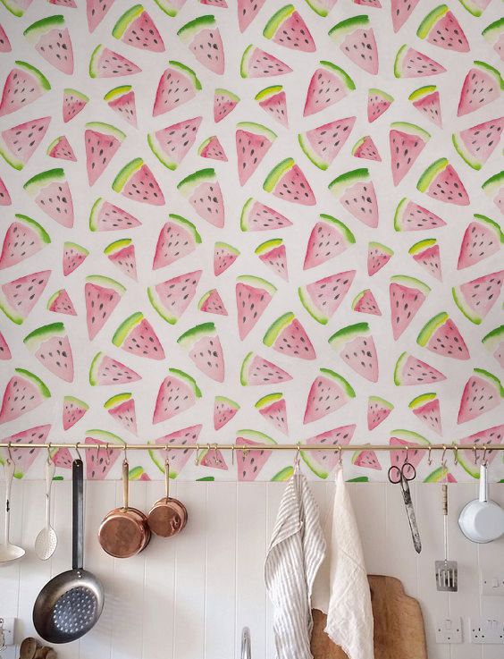 watermelon home decor ideas 12