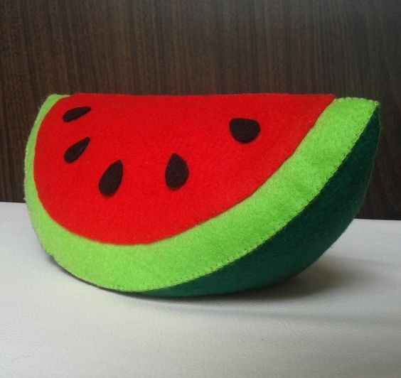 watermelon home decor ideas 13