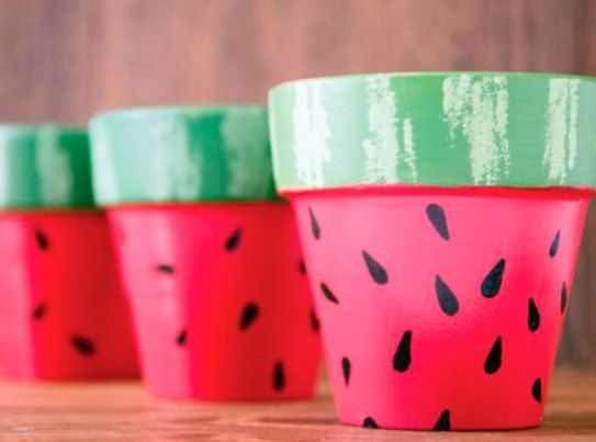 watermelon home decor ideas 2