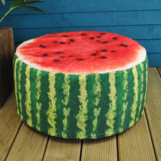 watermelon home decor ideas 3