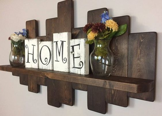 wood home decoration ideas 12