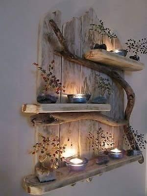 wood home decoration ideas 3