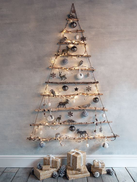 wooden christmas tree 11