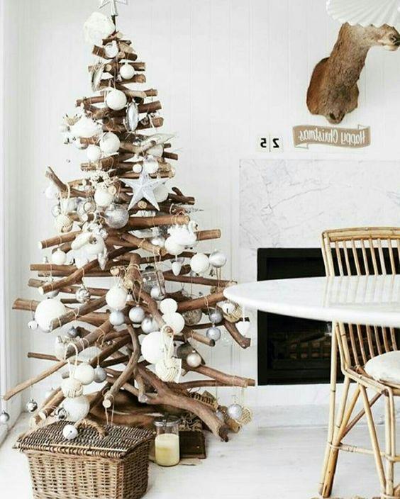 wooden christmas tree 16