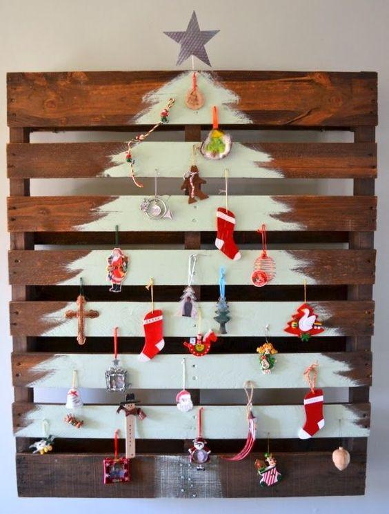 wooden christmas tree 18