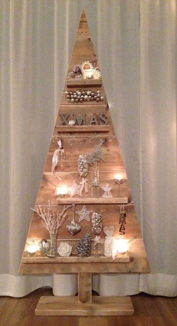 wooden christmas tree 20