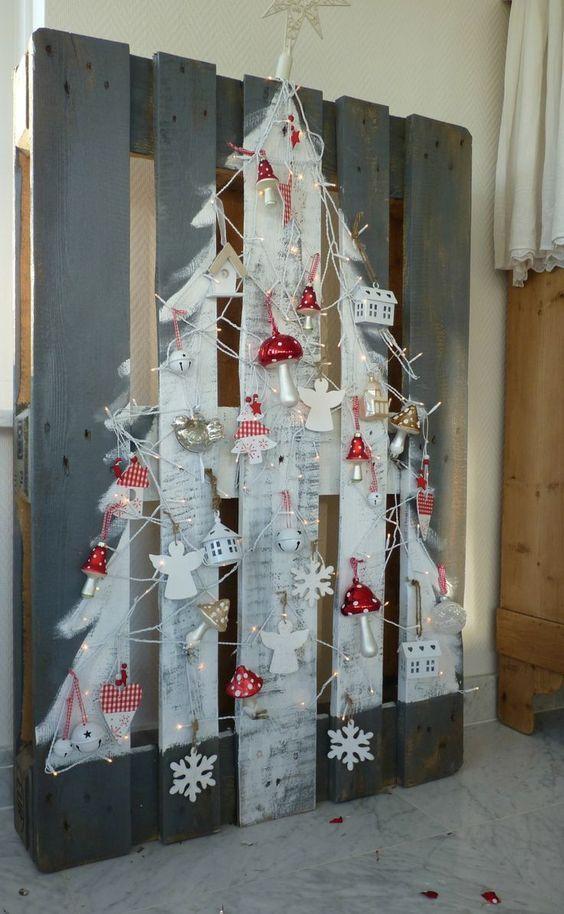 wooden christmas tree 3