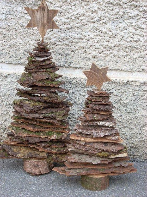 wooden christmas tree 7