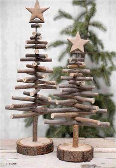 wooden christmas tree 8