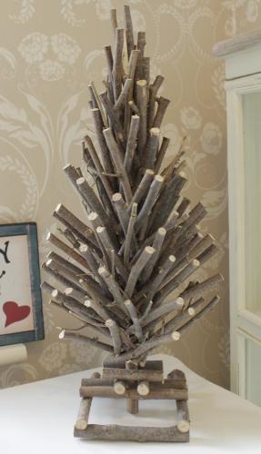 wooden christmas tree 9